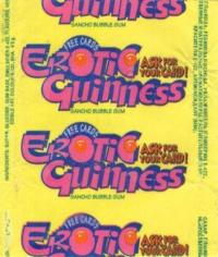 Erotic Guinness
