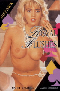 Royal flushes 54 nude adult cards № 6006