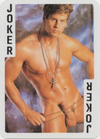 Male nude № 345