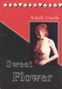 эротическе карты Sweet Flower