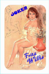 Pin-up collection # 5 Fritz Willis