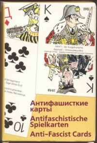 Anti-fascist playing cards 1943