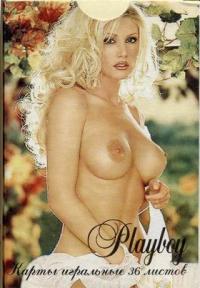 Игральные карты Playboy