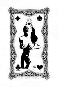 erotic parody  Satin deck The Renaissance
