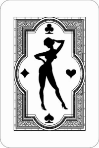 Playing cards Love is ...
