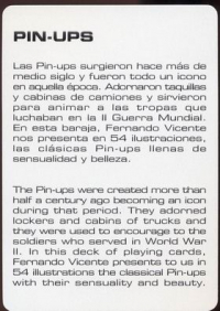 Las Pin-Up de Vicente