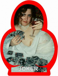 Club playing cards erotic