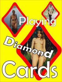 Игральные эротические карты Буби