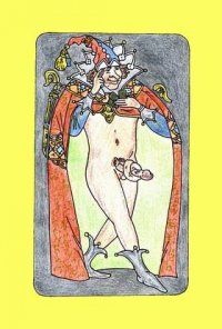 Erotic cards Black Palekh of 189-190 years