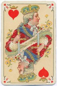 Jeu Louis XV № 1502