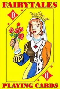 Игральные карты Fairytales