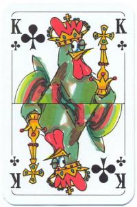 Hansa Rooster Promotional Deck