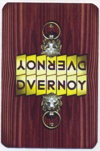 Игральные карты Дверной Dvernoy