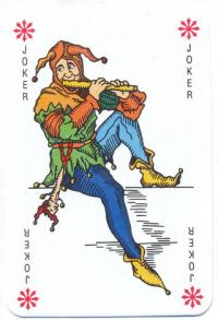 Венгрия. Romikartya (celofanos)