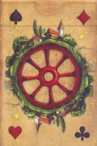 Игральные карты Gypsy
