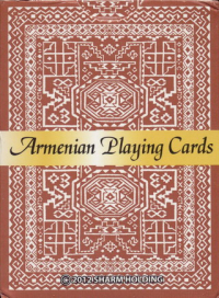 Armenian playing cards