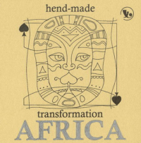 Transformational playing cards Africa