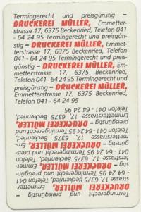 Druckerei Muller