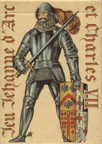 Jeu Jehanne D Arc et Charles VII