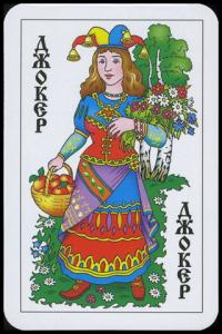 Playing cards Seasons