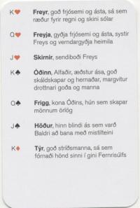 Icelandair Северные боги