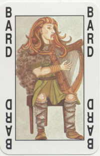 Irish Legendary Cards