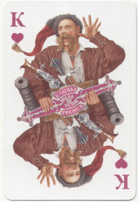 Cards Cossack Council 1492