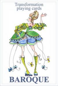 Baroque transformation cards