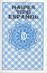 Peru Naipes tipo espanol
