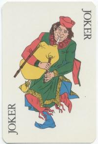 Bulgaria advertising playing cards Bulgartabac.