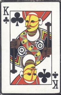 playing cards  Papua New Guinea