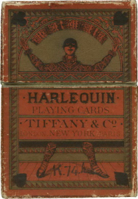 Harlequin Арлекин