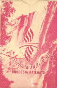 The Victoria Falls Hotel Rhodesia Railways