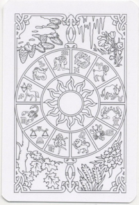 The zodiac in the cycle of elements and seasons