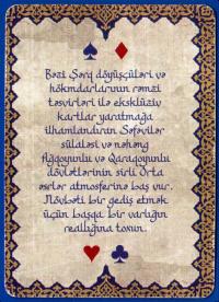 Oyun Kartlari