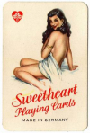 pin-up deck Sweetheart № 7011