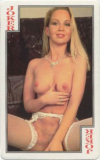 54 de luxe playing cards With big tits nude beauties