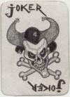 Бандитские игральные карты