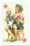 Карты игральные Рококо Fine Luxus Spielkarte Romme Германия