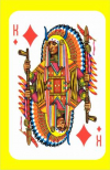 AMERICA PLAYING CARDS Arts of Pre-Columbian America