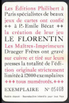 playing cards Le Florentin