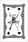 Playing cards Guards
