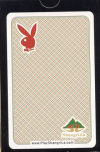 Playing cards Playboy Black Jack