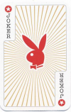 Playing cards Playboy Black Jack