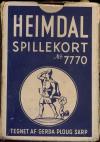 Heimdal Spiellekort No.477 Denmark