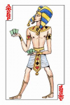 Игральные карты Египет
