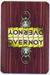 Playing Cards Dvernoy Doors