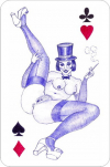 Amateur playing cards