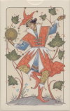 Playing cards in the stylistic traditions of Palekh