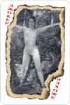 Erotic playing cards There is no sex in the USSR!
